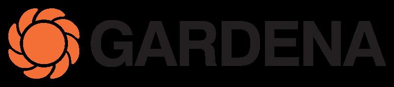 Logo Gardena. Husqvarna Group
